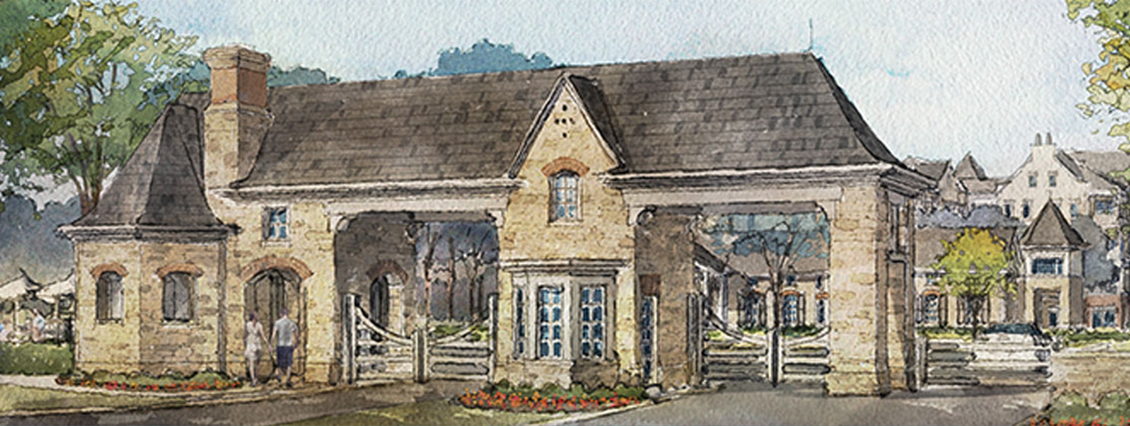 First Community Village - The Fairfax - Entrance